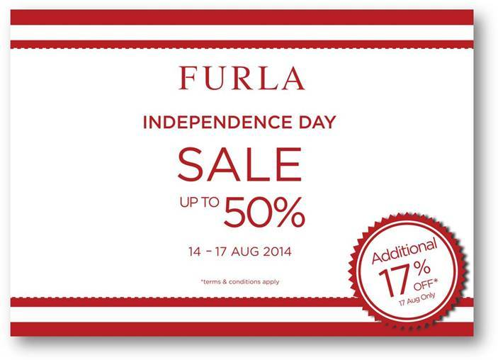 FURLA Independence Day Promo
