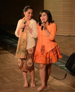 Empat Wanita dalam Drama Musikal Surat-surat Aryati