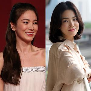 Song Hye Kyo Lebih Cantik Dengan Rambut Panjang Atau Pendek