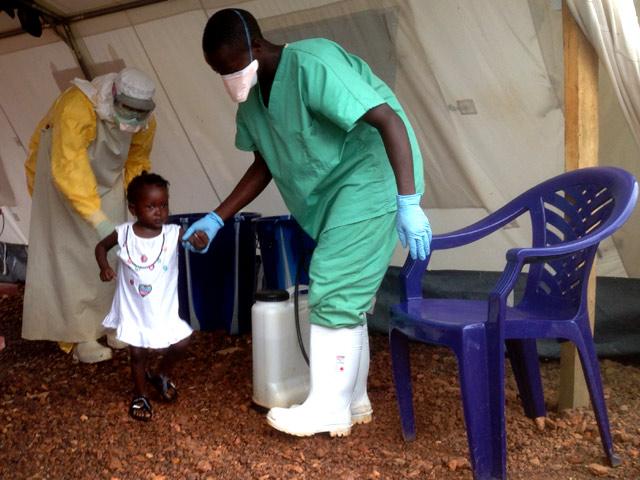Mereka yang Berhasil Sembuh dari Ebola
