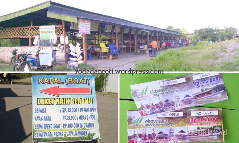 Selain Di Jakarta Hutan Mangrove Juga Eksis Di Surabaya