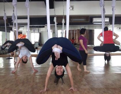 Pemanasan sebelum senam yoga sexual health