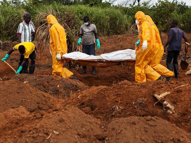 Ribuan Orang Meninggal Akibat Ebola