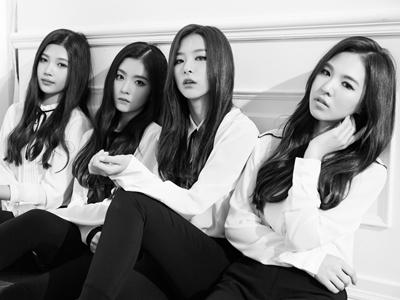Red Velvet Tampilkan Sisi Sensual di Video Be Natural
