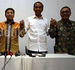 Pertemuan Jokowi dan Pimpinan Parlemen Jadi Momentum Politik Baik