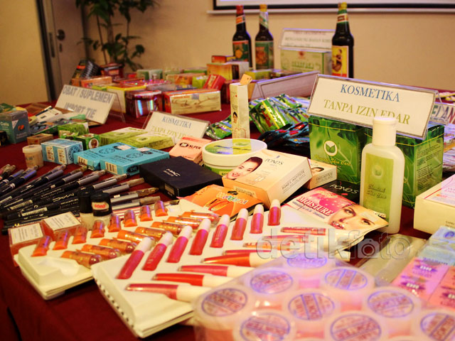 BPOM DIY Sita Obat-obatan Ilegal