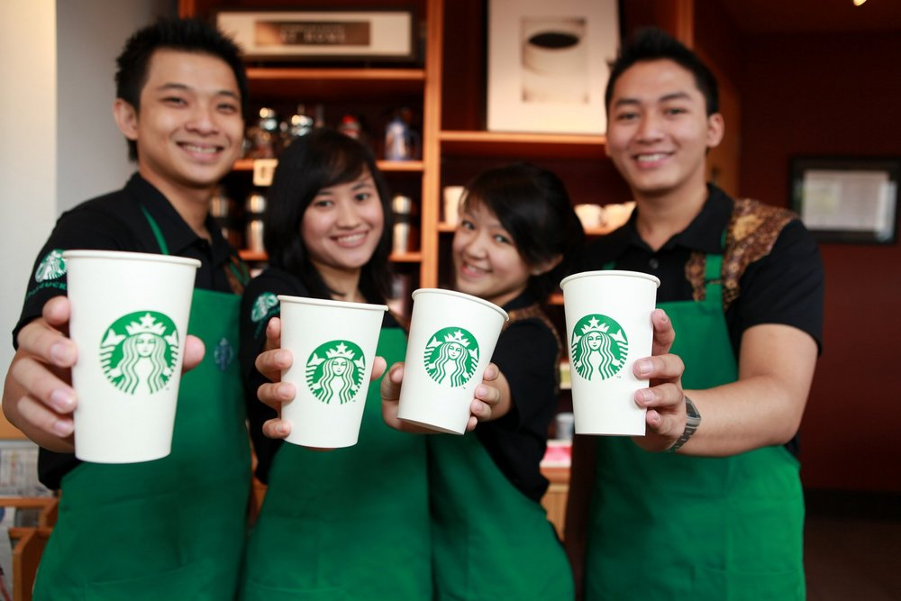 starbucks staff training Why are starbucks employees often better at responding to their clients' emotional needs than experienced physicians it comes down to training.