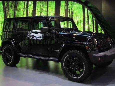 Jeep Luncurkan Wrangler 2.400cc Tahun Depan?