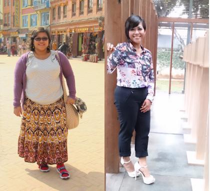 Dalam Setahun, Mike Mohede Susutkan Berat Badan 35 Kg