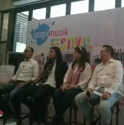 Begini Cara Telkomsel Dukung Musik Indonesia