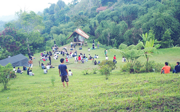 RRREC Fest in the Valley 2014: Merepih Alam