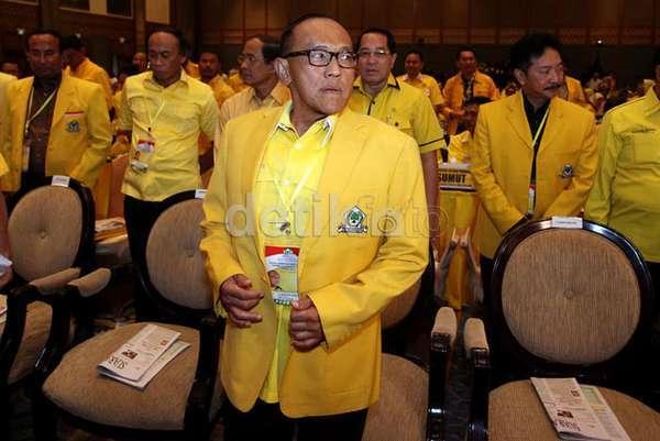 Tantowi Yahya Detail: Ical Sudah Deklarasi Akan Jadi Calon Ketum Golkar Lagi