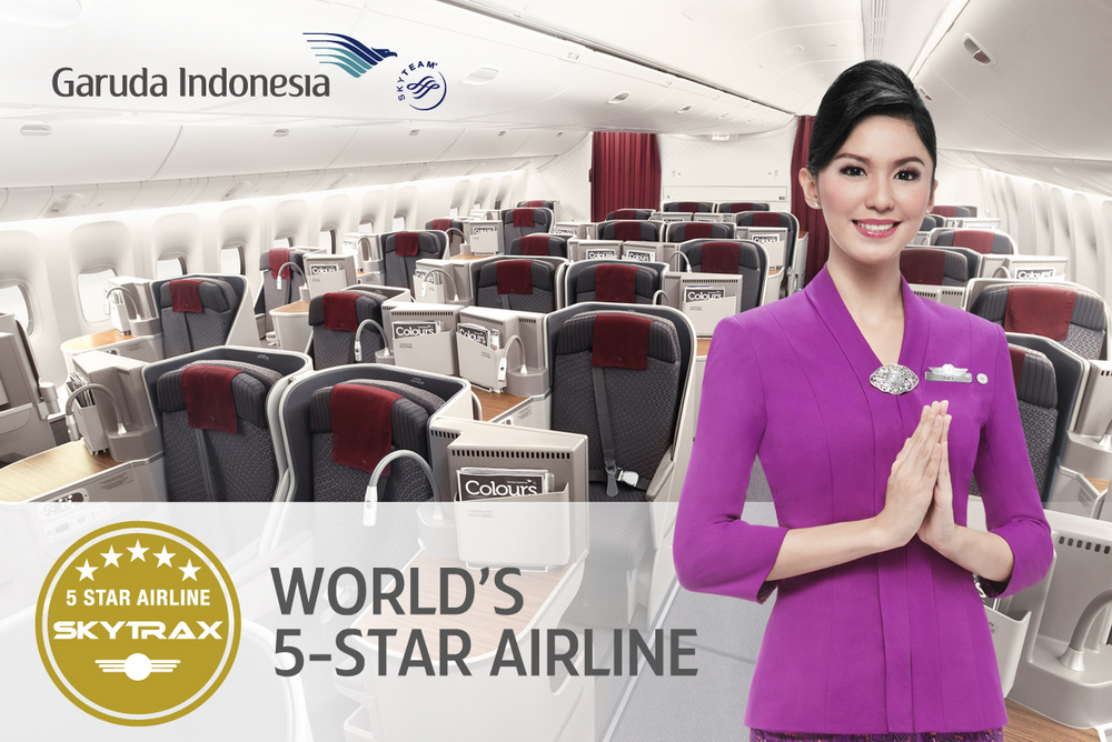 marketing mix garuda indonesia Global marketing garuda indonesia background history garuda indonesia is an airlines company from indonesia the first flights begin in 1949 in the 1960 periods garuda.