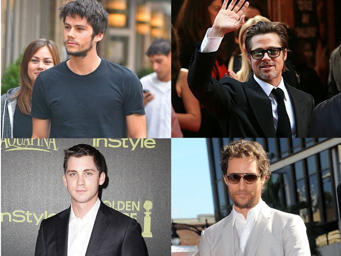10 Seleb Pria Hollywood Paling Hot 2014