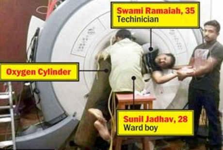 Malfungsi, Dua Staf RS Nyangkut di Mesin MRI Selama 4 Jam
