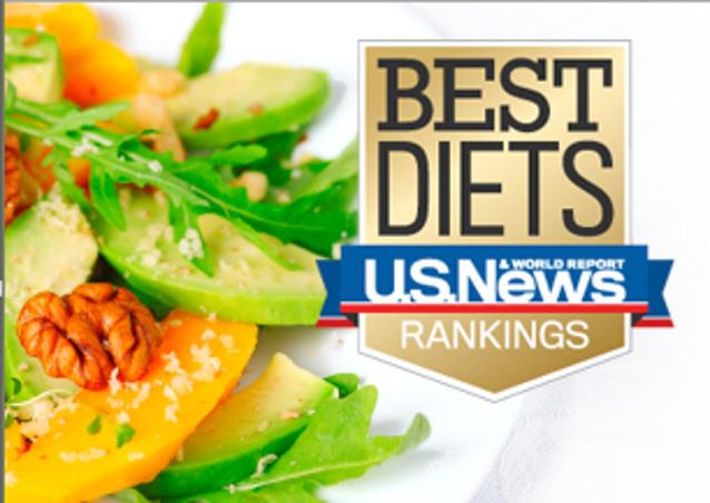 Inilah Daftar Diet Terbaik 2015 di Amerika Versi <i>US News</i>