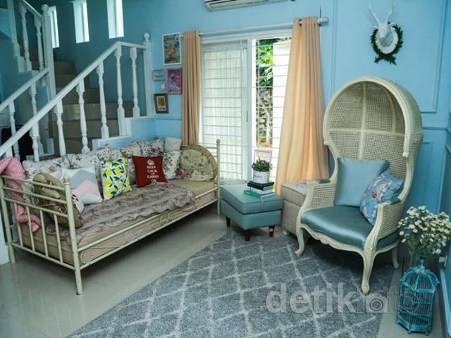 Ini Foto-foto Rumah Desainer Ria Miranda