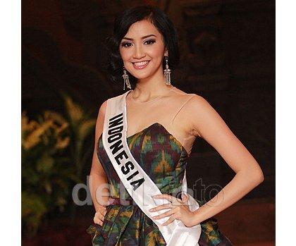 Resep Cantik Puteri Indonesia Lingkungan 2014 Dengan