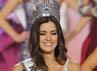Paulina Vega resmi dinobatkan sebagai Miss Universe 2014. REUTERS/Andrew Innerarity/detikFoto.