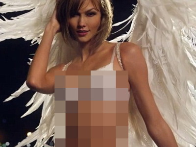 Seksinya Victorias Secret Angel Bintangi Iklan Super Bowl