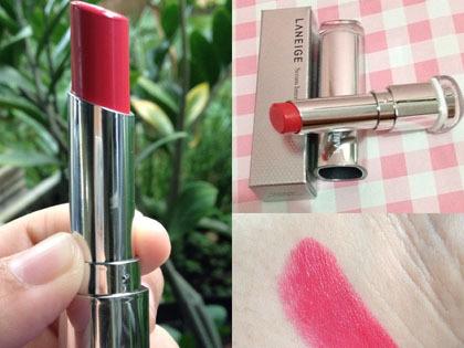 Product Review: Laneige Serum Intense Lipstick Andalan