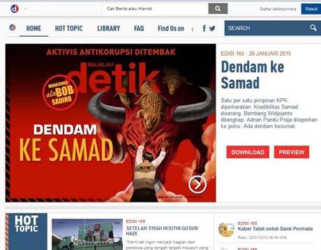 Wajah Baru www.majalah.detik.com