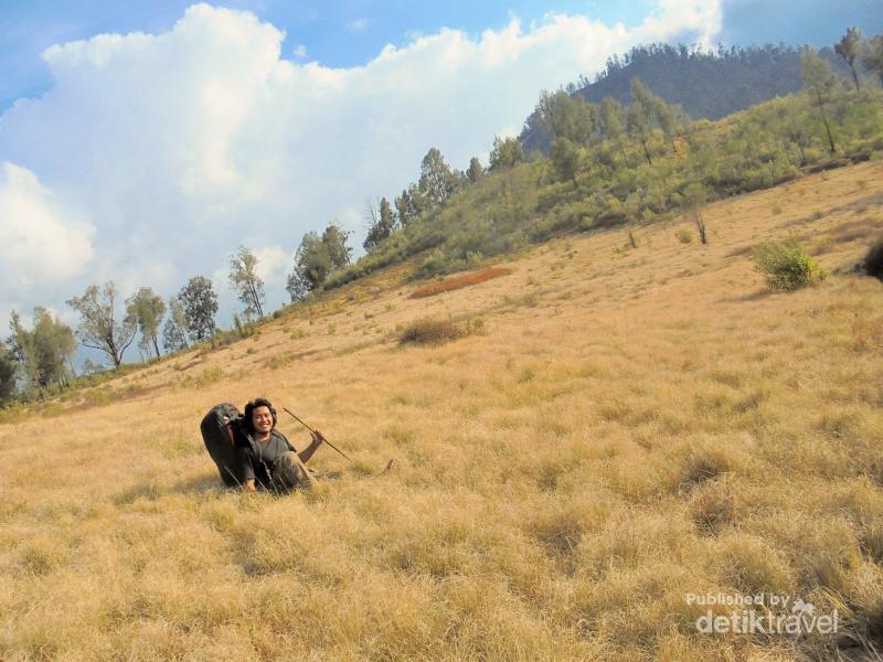 Gunung Argopuro Surga Savana Di Timur Jawa