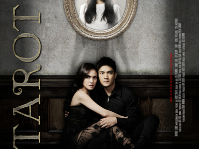 Shandy Aulia dan Boy William Beradu Akting di Film Tarot