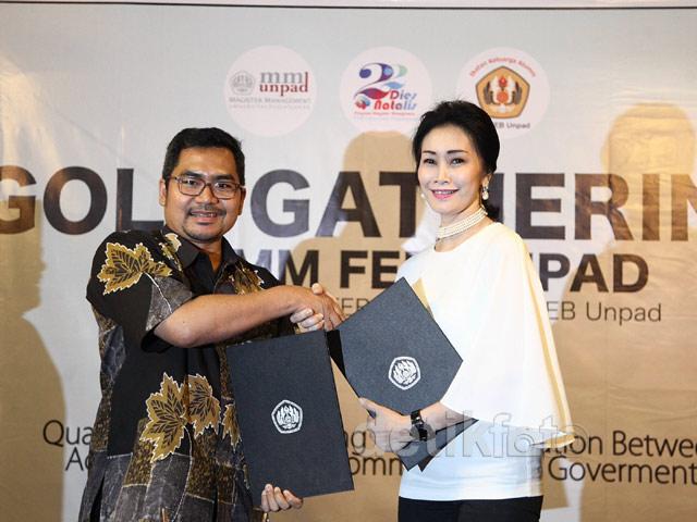 Kerjasama Garuda Indonesia dan Unpad