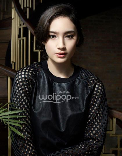 Pertama Kali Main Film Horor, Tatjana Saphira Melatih Rasa Takut
