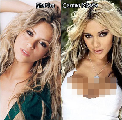 Bintang Porno yang Mirip Selebriti, Dari Taylor Swift Sampai Kristen Stewart 1