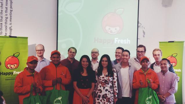 <i>HappyFresh</i>, Aplikasi <i>Mobile</i> Praktis untuk Dapatkan Makanan Segar dan Bermutu