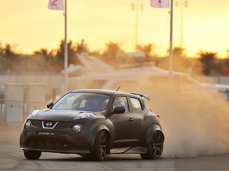Nissan Kenalkan Juke-R di Indonesia, Juke Bermesin GT-R