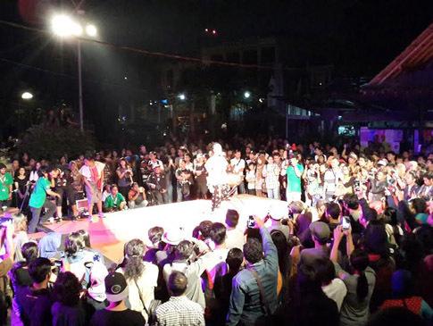 Triawan Munaf Resmi Buka Pameran Seni Internasional ART|JOG|8