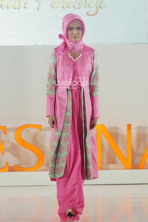 Acara Fashion Show Hijab Hijab Style 6
