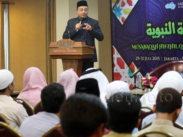 MHQ untuk Mencari Hafidz-hafidz Quran