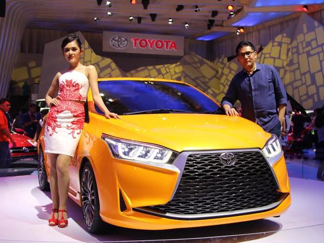 Toyota Sebut Yaris Beratap Terbuka Yaris Legian