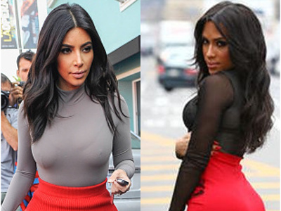 Transgender Ini Habiskan Rp 1,5 M Agar Mirip Kim Kardashian