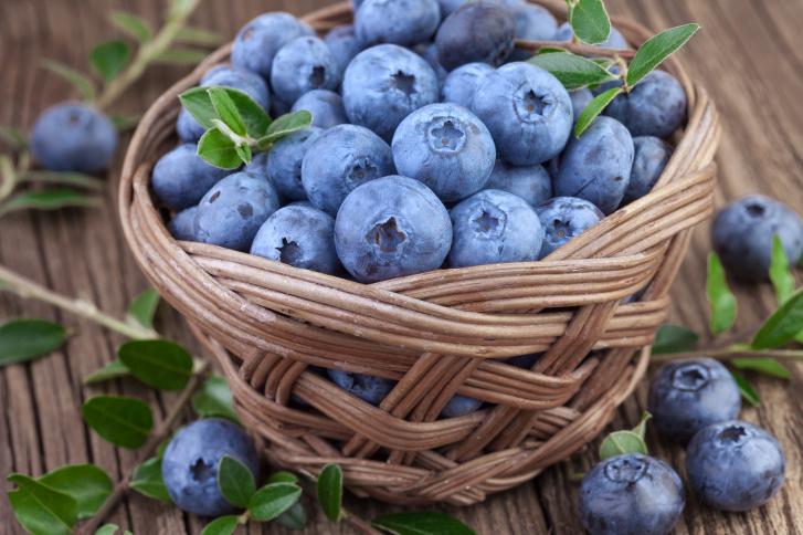 Kaya Polifenol, Blueberry Bisa Gantikan Obat Kumur?
