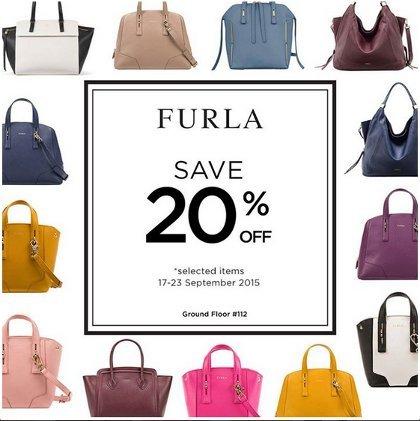 FURLA Save 20% Off