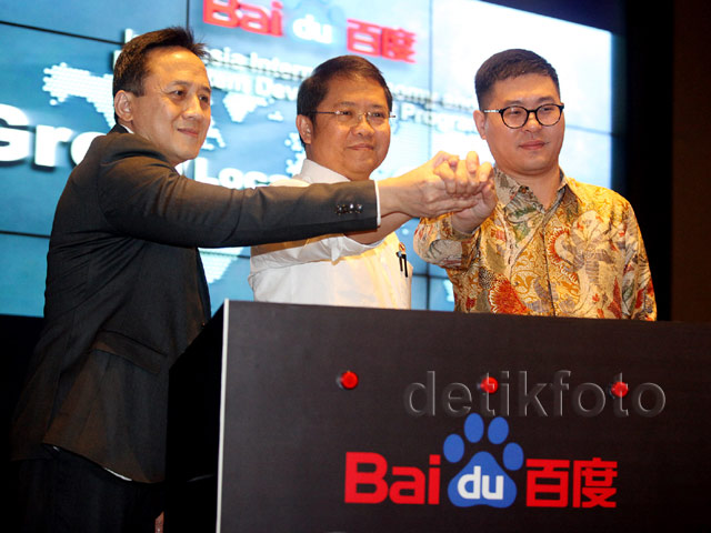 Baidu Indonesia Luncurkan Program Pendukung Industri Digital