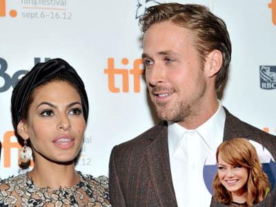 Ryan Gosling Dikabarkan Selingkuh dengan Emma Stone