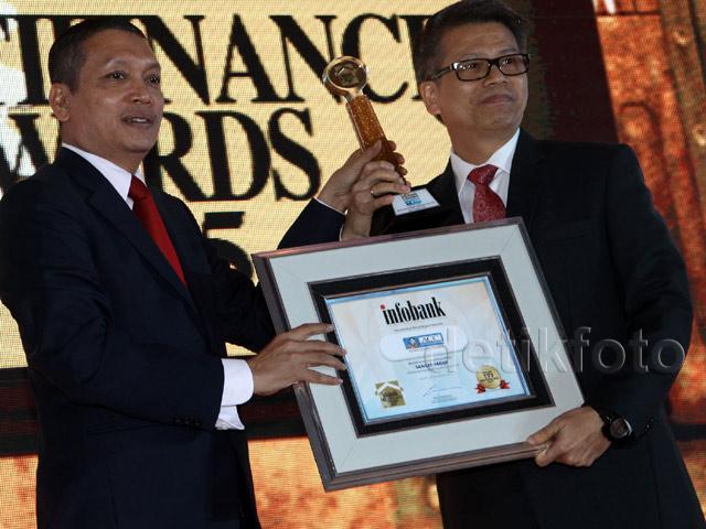 Astra Sedaya Finance Raih Golden Trophy Multifinance