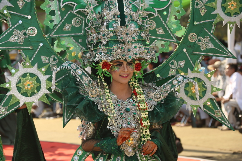 Banyuwangi Ethno Carnival, Bukti kekayaan Budaya Banyuwangi