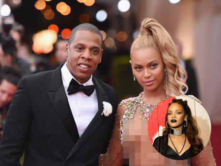 Beyonce Disebut Percaya Adanya Perselingkuhan Jay Z dan Rihanna