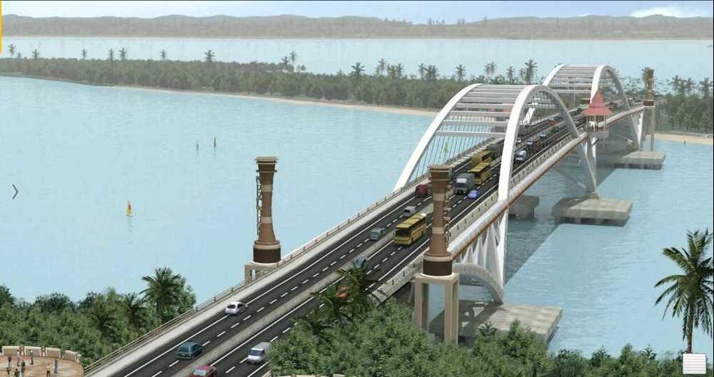 Ini Manfaat Ada Jembatan Holtekamp 733 Meter di Jayapura