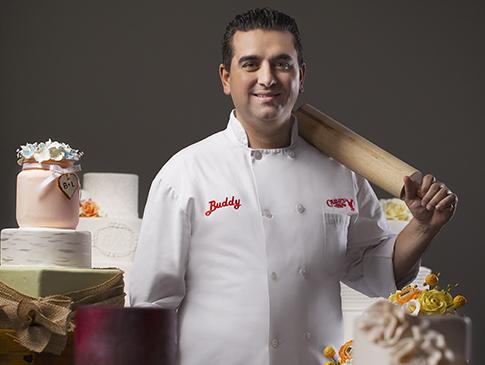 Carlos Cake Factory Bikin Kue Seperti Mencipta Karya Seni