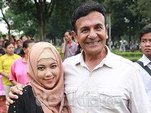 Istri Mark Sungkar Hamil Muda?