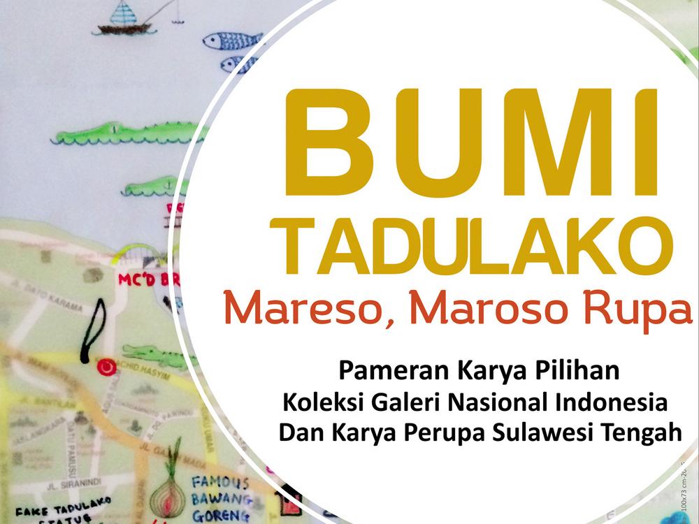 Galeri Nasional Pamerkan 30 Karya Maestro dan Perupa Sulawesi Tengah