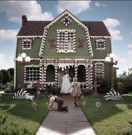 keren, wanita ini dekor rumahnya jadi sangat mirip rumah
